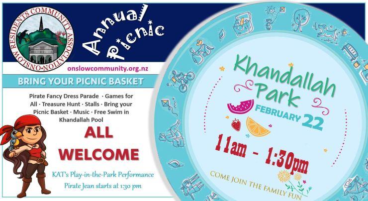 annual picnic fb event